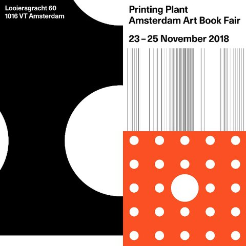 Printing Plant – Amsterdam Art Book Fair – edcat artists